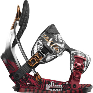 Scotty Lago's flow bindings from art of flight
