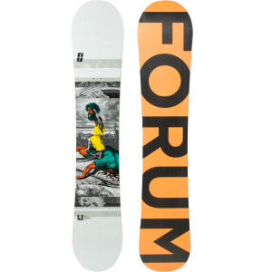 Pat Moore's snowboard from art of flight
