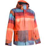 T Rice orange jacket from art of flight