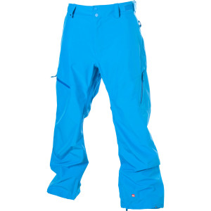 Travis Rice blue snowboard pants from art of flight