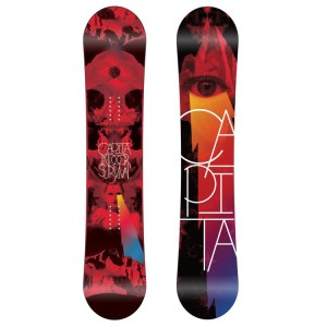 capita indoor survival snowboard 2012