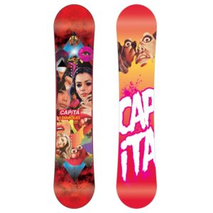 capita indoor survival snowboard 2011