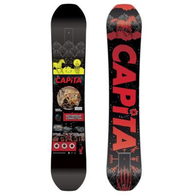 capita indoor survival snowboard 2017