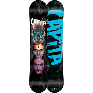 capita outdoor living snowboard 2013
