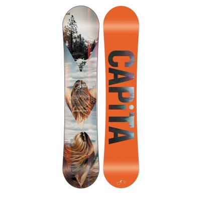 capita outdoor living snowboard 2016