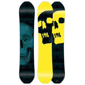 capita black snowboard of death 2015