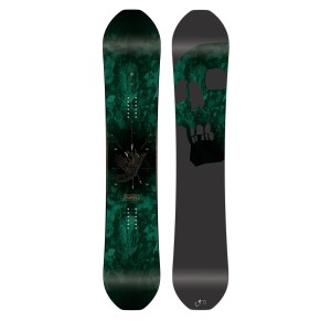 capita black snowboard of death 2016
