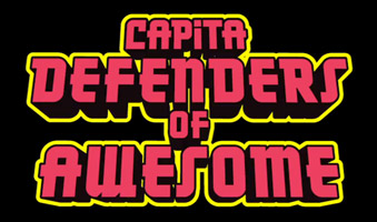 Capita's Defenders of Awesome