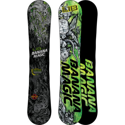 Lib Tech Banana Magic Snowboard