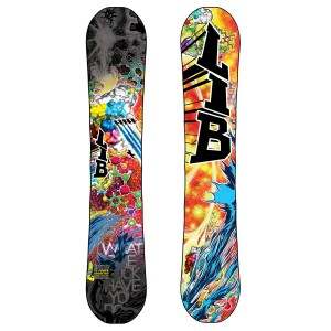 lib tech t rice snowboard 2012