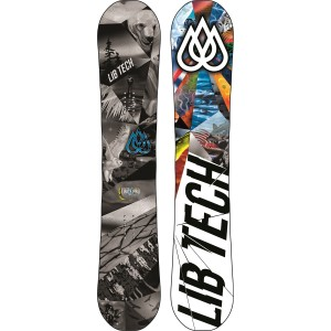 lib tech t rice snowboard 2015