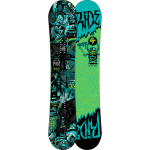ride machete gt snowboard 2013