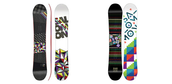Salomon grip past seasons graphics