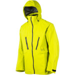 burton ak 3l jacket in acid