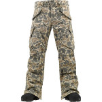 burton hellbrook duck hunter camo