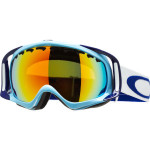 oakley crobar crystal blue