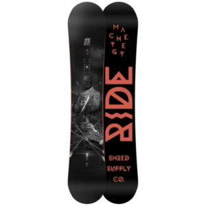 ride machete gt snowboard 2015