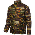 l1 reducer jacket woodland over dye camo