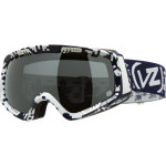 von zipper feenom goggles in kush flake navy