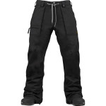 burton southside pants black