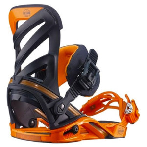 salomon hologram bindings 2016 orange blue