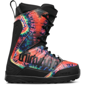 thirtytwo lashed boots tie dye