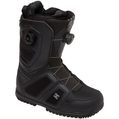 dc judge boa boots black