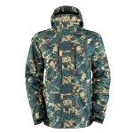 bonfire trapper jacket