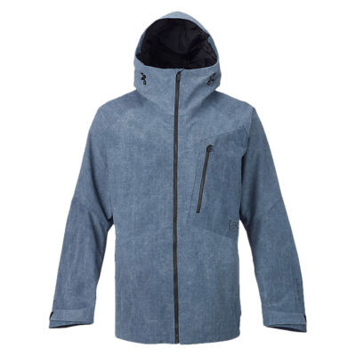 burton ak 2l cyclic jacket vintage blue