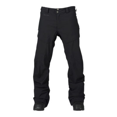 burton ak 2l swash pants true black