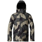 quiksilver mission jacket snowboard