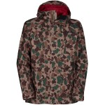 the north face decagon snowboarding jacket