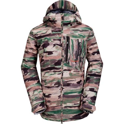 volcom shadow hills jacket