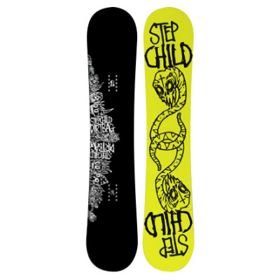 stepchild dirtbag snowboard 2015 2016