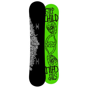 stepchild dirtbag snowboard 2016