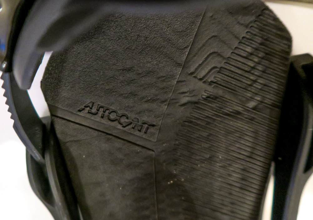 burton cartel autocant footbed