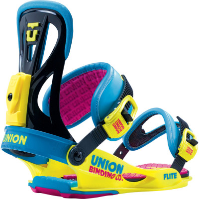 union flite bindings