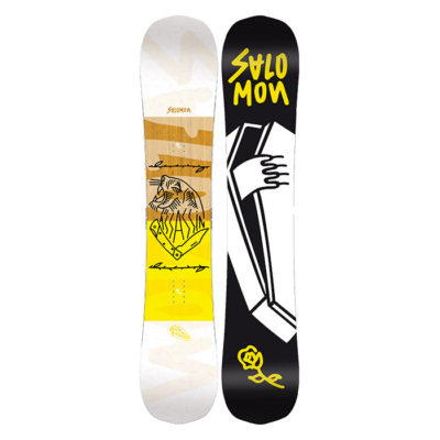 salomon assassin pro snowboard 2018