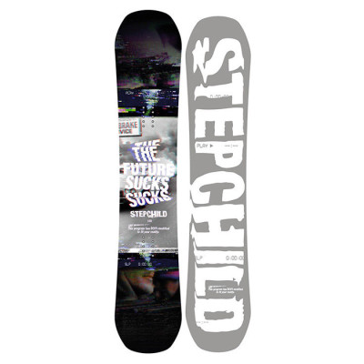 stepchild sucks snowboard 2016