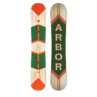 arbor foundation snowboard 2016