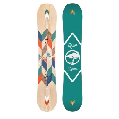arbor swoon camber snowboard 2016