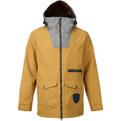 burton cambridge jacket 2016