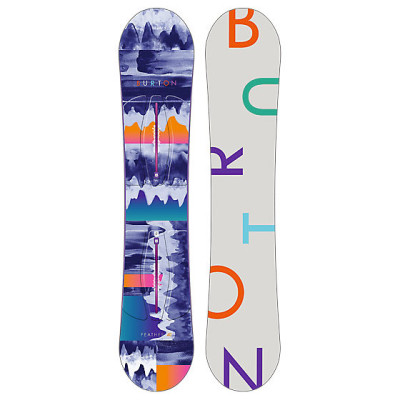 burton feather snowboard 2016