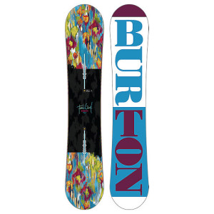 burton feelgood flying v snowboard 2016