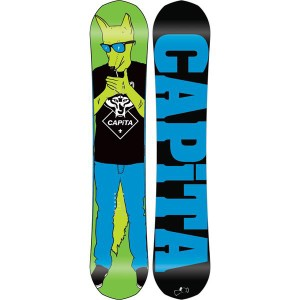 capita the outsiders snowboard 2014