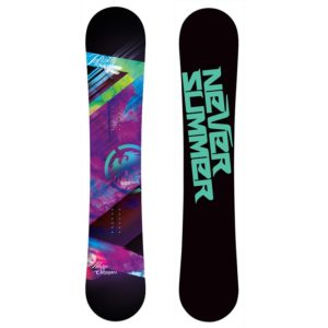never summer infinity snowboard 2012