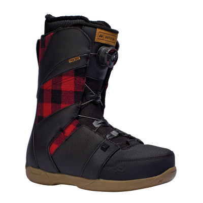 ride anthem snowboard boots 2016