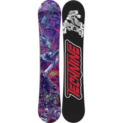technine shred till death snowboard 2016