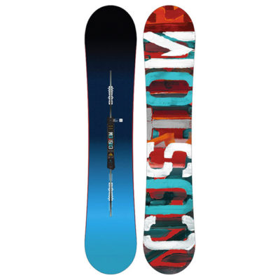 burton custom flying v snowboard 2017
