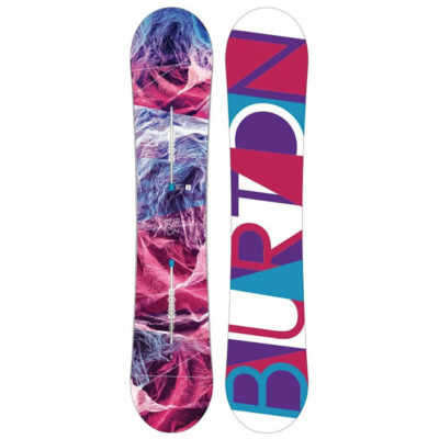 burton feelgood flying v snowboard 2017